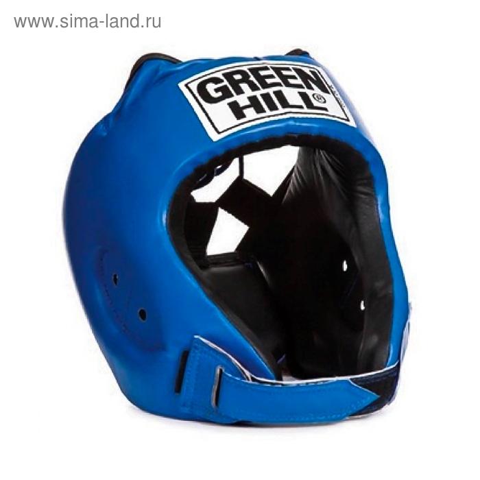 "Шлем ""Alfa"" HGA-4014 синий, размер M"