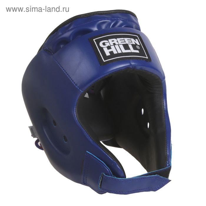 """Шлем """"Alfa"""" HGA-4014 синий, размер S"""