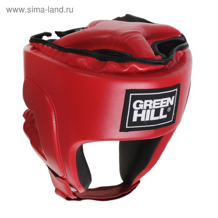 """Шлем """"Pro"""" HGP-4015 красный, размер M"""