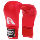 Накладки для карате Cobra, размер L, цвет красный