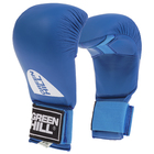 Накладки для карате Cobra, размер L, цвет синий