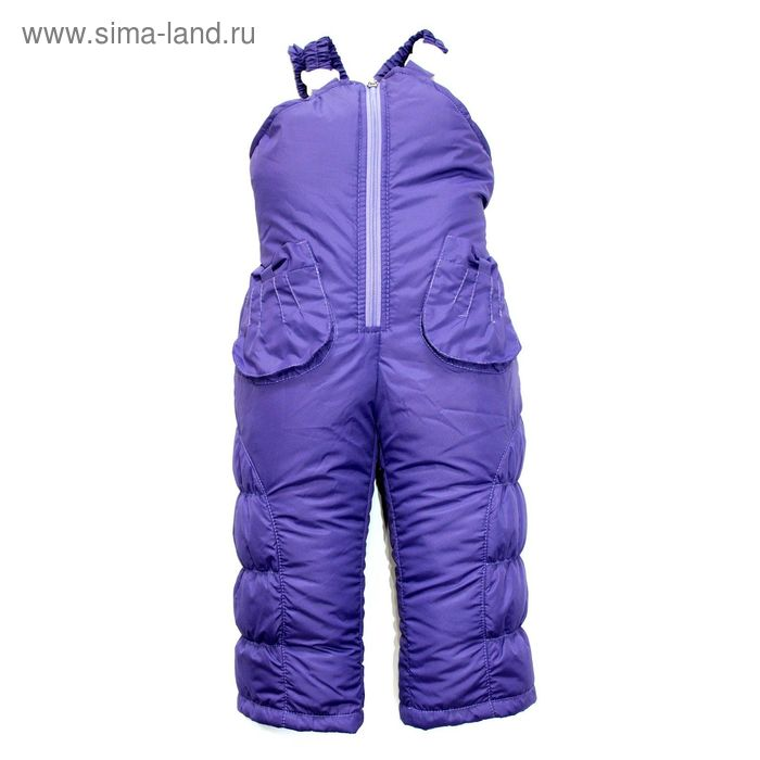 Костюм  для девочек демисезонный, рост 98 см, цвет сирень+фиолетовый 18-540