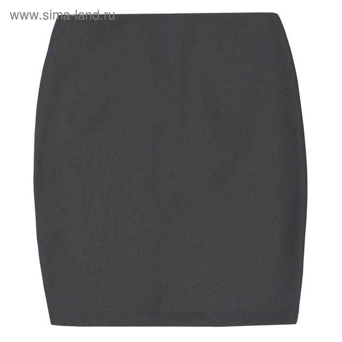 Юбка для девочки, рост 164 см, цвет тёмно-серый, 09-310