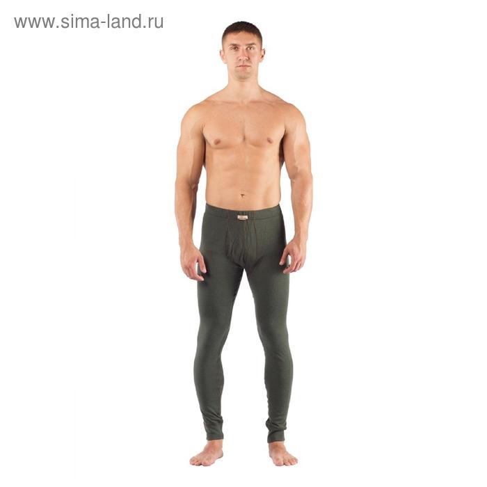 Штаны мужские Rex/  шерсть 220/ зеленый/ L
