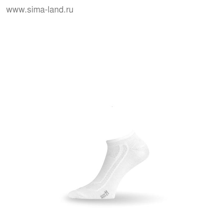 Носки короткие ARA-2 001 / хлопок / белый L летние