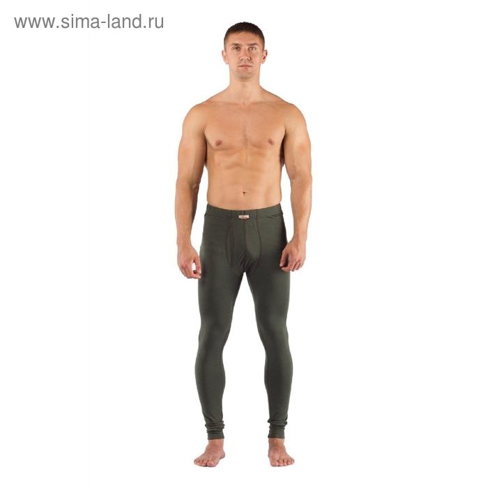 Штаны мужские Atok/  шерсть 160/ зеленый / XL