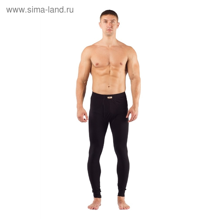 Штаны мужские Atok/  шерсть 160/ черный/ XXL