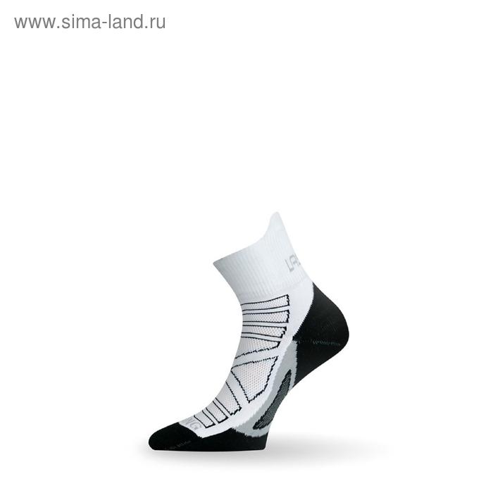 Носки RPC 098 / синтетика / белые с черной полоской XL летние