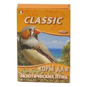 Корм FIORY Classic для экзотических птиц, 400 г.