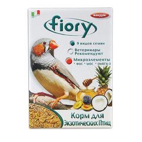 Корм FIORY Esotici для экзотических птиц, 400 г.