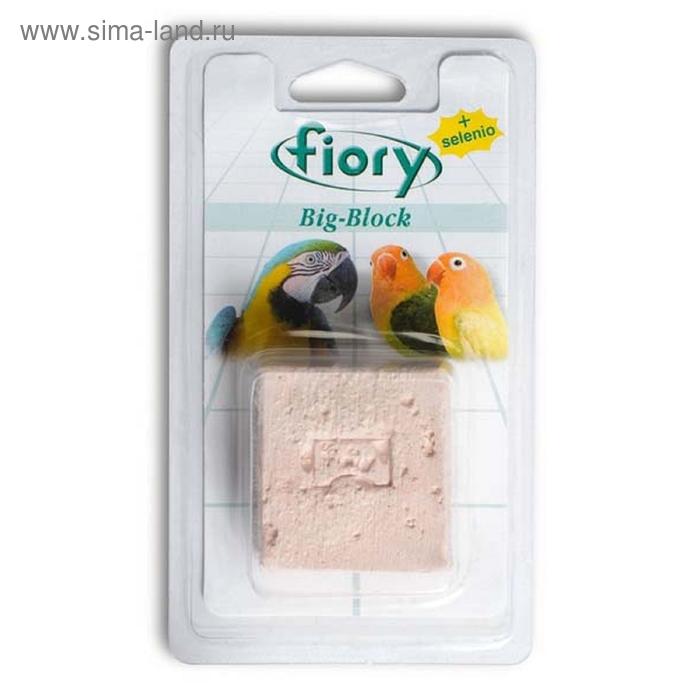 Био-камень для птиц  FIORY Big-Block, с селеном, 100 г