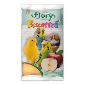 Лакомство FIORY Biscottelli для птиц, бисквит, с яблоком, 30 г.