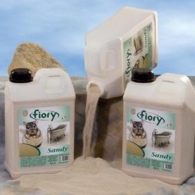 Песок для шиншилл  FIORY Sandy, 1,3 кг (2 л)