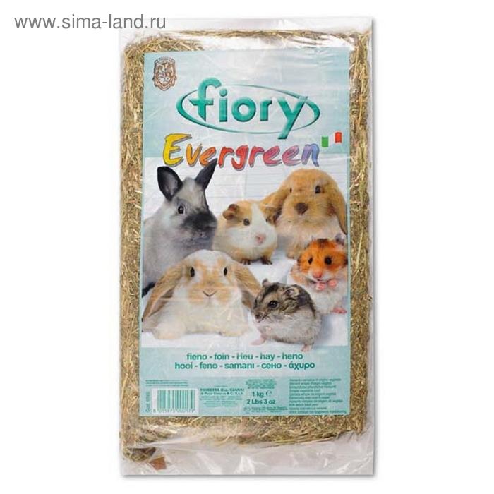 Сено FIORY Evergreen, 1 кг (30 л)