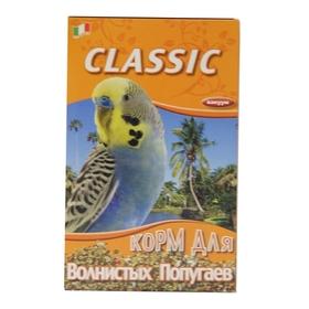 Корм FIORY Classic для волнистых попугаев, 800 г.