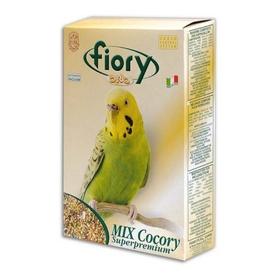 Корм FIORY ORO MIX Cocory для волнистых попугаев, 400 г.