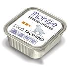 Влажный корм Monge Dog Monoproteico Solo для собак, паштет, индейка 150 г