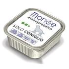 Влажный корм Monge Dog Monoproteico Solo для собак, паштет, кролик, 150 г