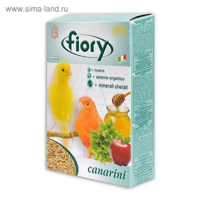 Сухой корм для канареек FIORY Canarini, 400 г