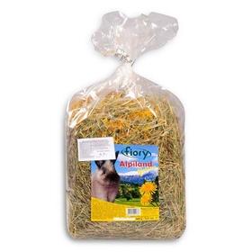 """Сено """"Альпийское"""" FIORY Alpiland Yellow, с одуванчиком, 500 г"""