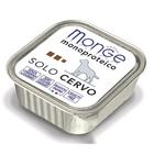Влажный корм Monge Dog Monoproteico Solo для собак, паштет, оленина, 150 г