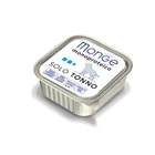 Влажный корм Monge Dog Monoproteico Solo для собак, паштет, тунец, 150 г
