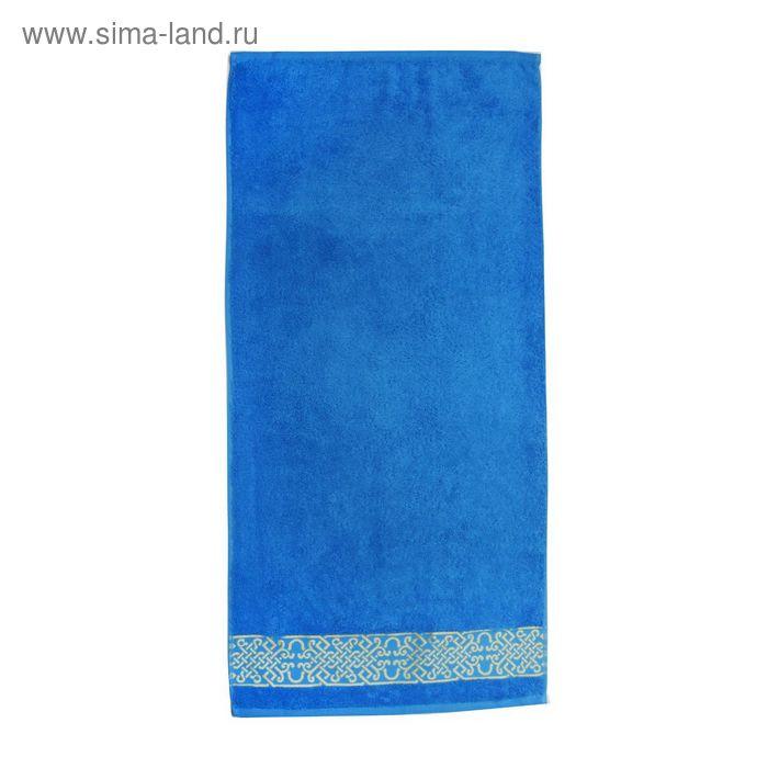 Полотенце махровое Alesia ПЦ-2601-2527 цв229 50х90 см хл100% 460 гр/м