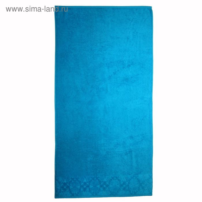 Полотенце махровое Bagliore ПЦ-3501-2525 цв52 70х130 см хл100% эффект велюра 460 гр/м
