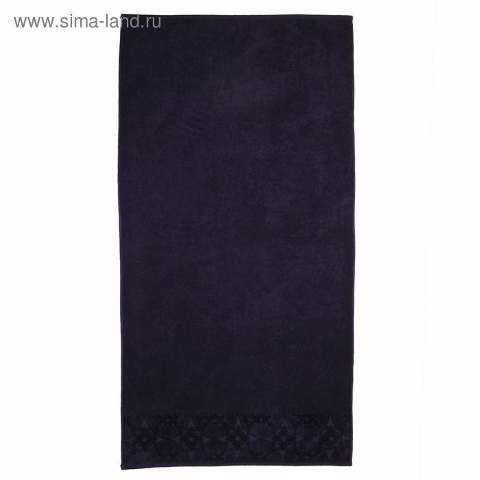 Полотенце махровое Bagliore ПЦ-3501-2525 цв400 70х130 см хл100% эффект велюра 460 гр/м