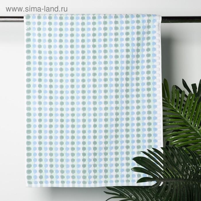 Полотенце махровое Musivo ПЦ-516-20484 цв2 50х70 см хл100% 750 гр/м