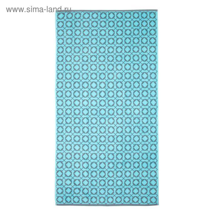 Полотенце махровое Rhombus ПЦ-3502-2482 цв1 70х130 см хл100% 460 гр/м
