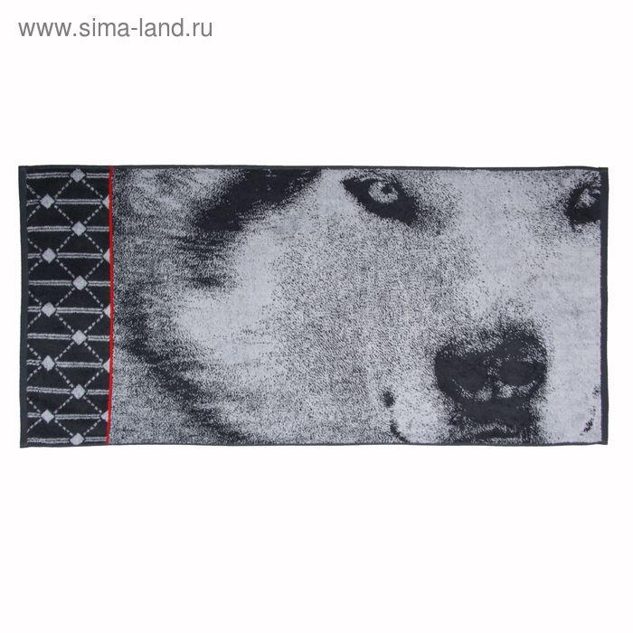 Полотенце махровое Husky ПЦ-2602-2483 50х90 см хл100% 460 гр/м