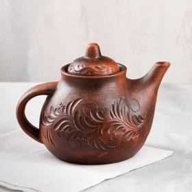 Чайник большой декор, 2 л. (микс)