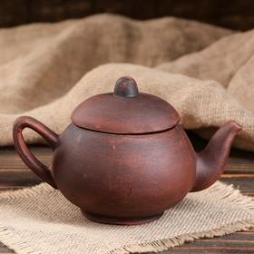 Чайник малый гладкий, 0,6 л