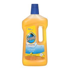 Средство для мытья полов Рronto 5 в 1, 750 мл