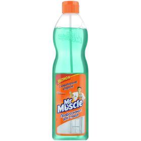 Чистящее и моющее средство Mr Muscle, с нашатырным спиртом для стёкол, 500 мл