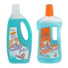 """Чистящее и моющее средство Mr. Muscle """"Океанский оазис"""" для кухни, 500 мл"""