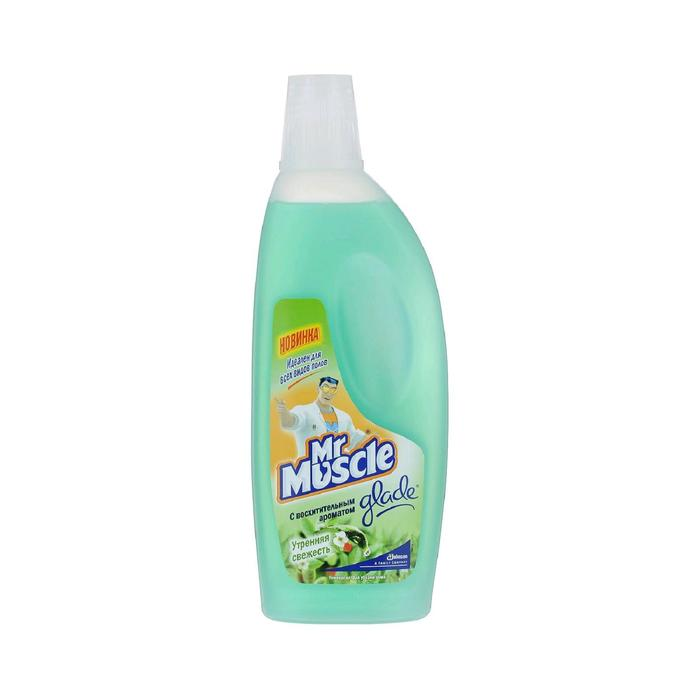 """Чистящее и моющее средство Mr. Muscle """"Утренняя свежесть"""", универсал , 500 мл"""