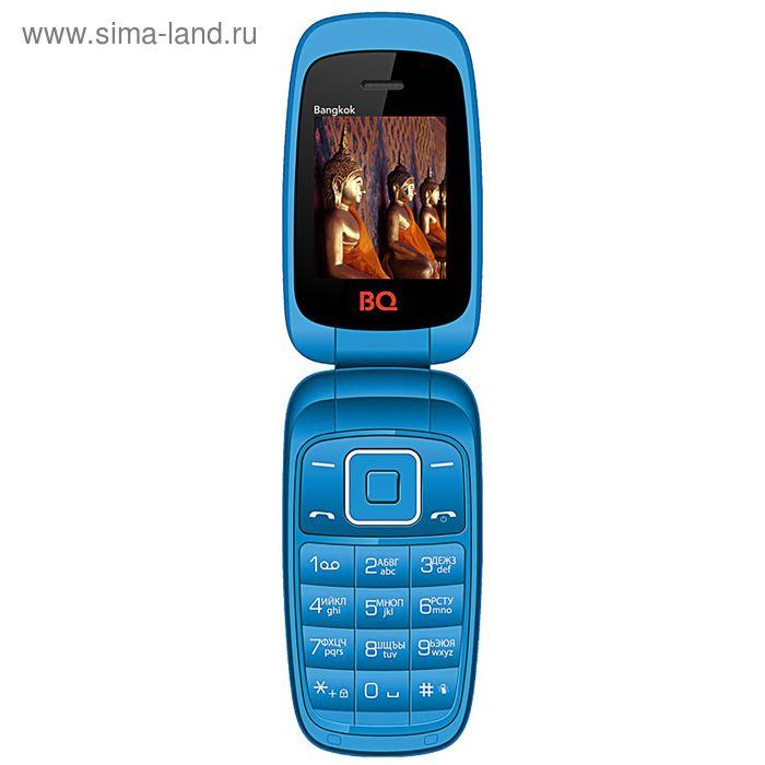 Мобильный телефон BQ M-1801 Bangkok, синий