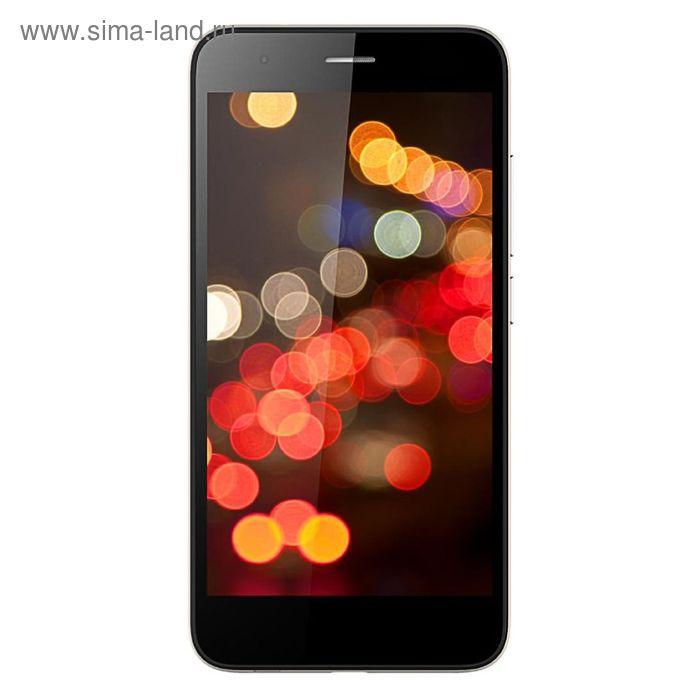 Мобильный телефон Micromax Canvas Juice 4 Q465, золотой