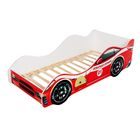 Кровать-машина «Пожарная охрана»