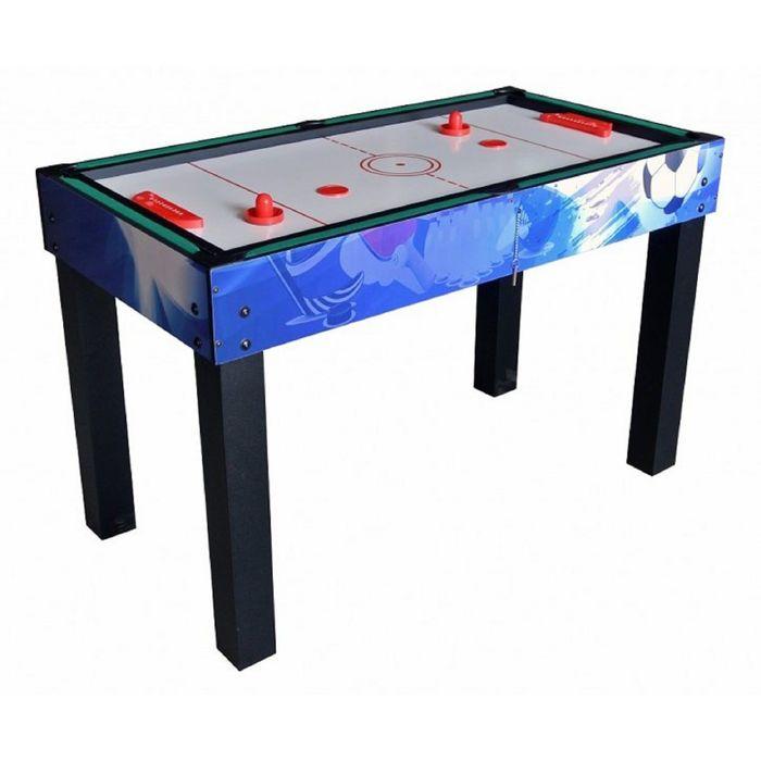 Многофункциональный игровой стол Universe 12 в 1, синий