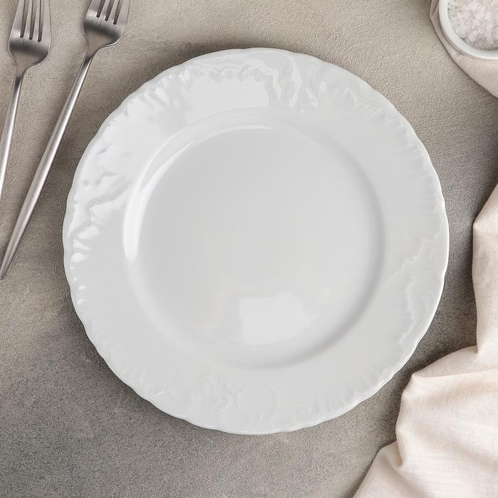 Тарелка мелкая 25 см