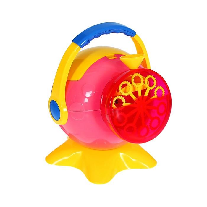 Генератор мыльных пузырей, вместимость 0,25 л - фото 1658250