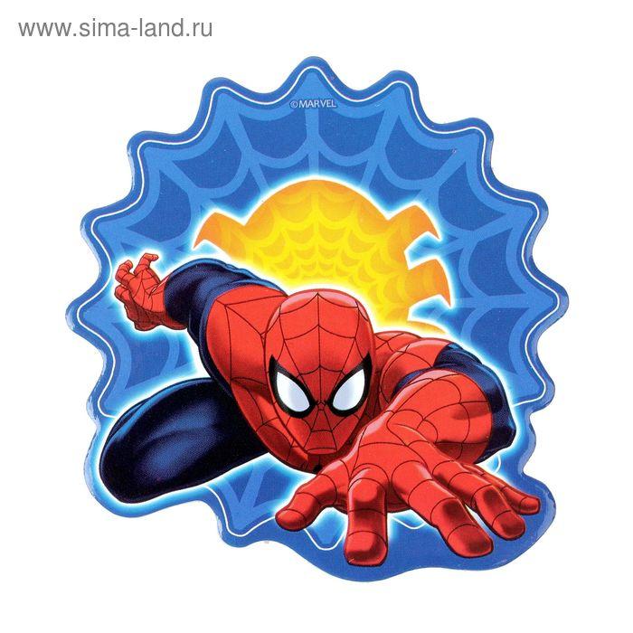 """Подставка под горячее """"Человек паук"""", 8,5 x 9 см (набор 2 шт.)"""