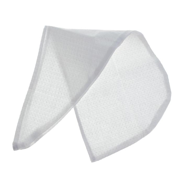 Чалма для бани и сауны, текстиль, белая