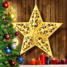 звёзды для дома к Новому году