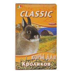 Сухой корм FIORY Classic для кроликов, гранулированный, 680 г.