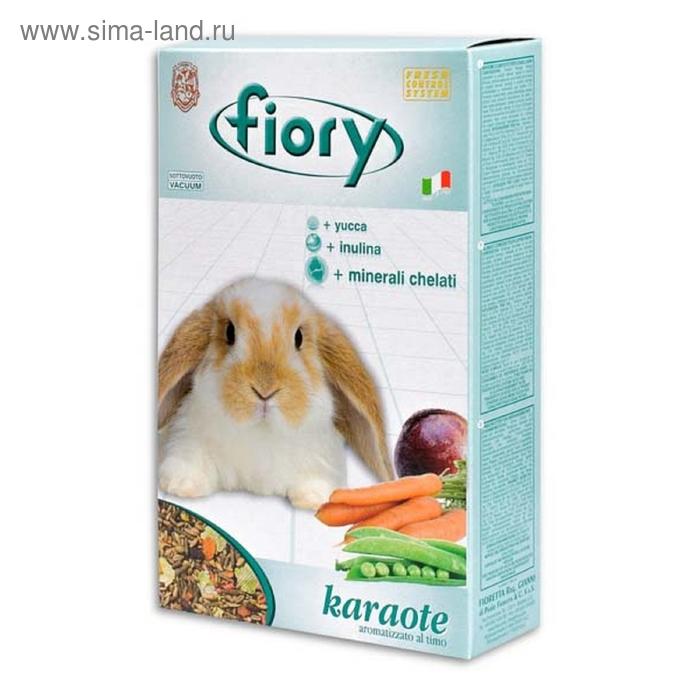 Сухой корм для FIORY Karaote для кроликов, 850 г