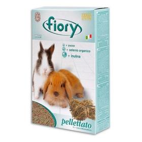 Сухой корм FIORY Pellettato для кроликов, гранулированный, 850 г.